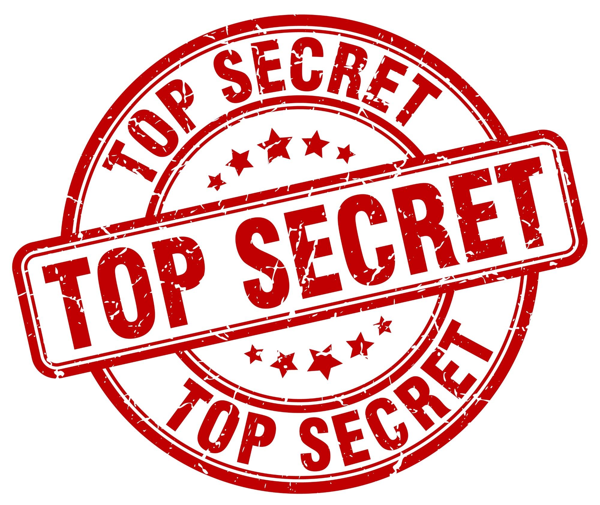 top secret, excel, formula, calculations